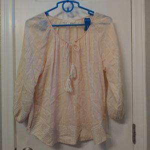 Lovestitch boho blouse